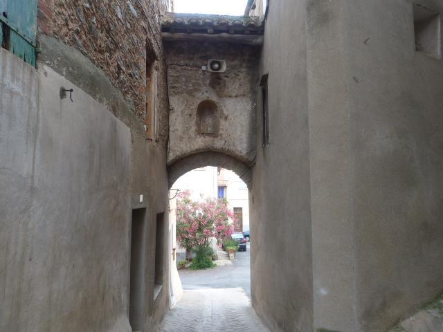 Porte Sud - Vue intérieur